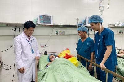 bệnh viện sản- nhi tỉnh: đón em bé đầu tiên ra đời bằng phương pháp thụ tinh nhân tạo